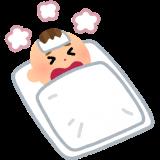 1歳頃の体調不良時(風邪)の症状